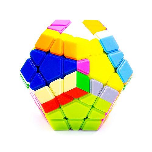Мегаминкс 3x3 MoYu RuiHu Цветной