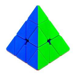 Пирамидка 3x3 YJ MoYu RuiLong Цветная