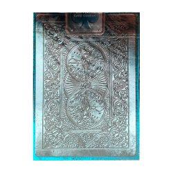 Покерные карты Bicycle Metal Deck (Синие)