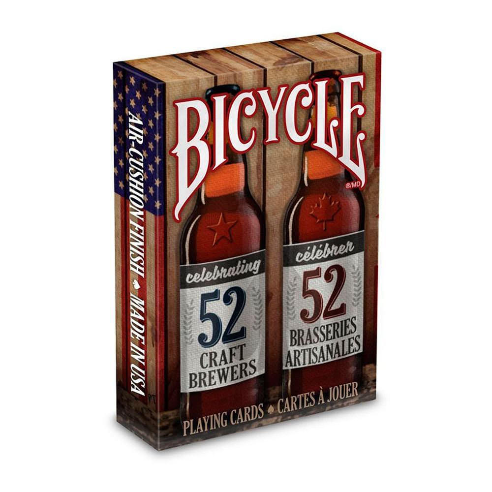 Покерные карты Bicycle Craft Beer Spirit of North America