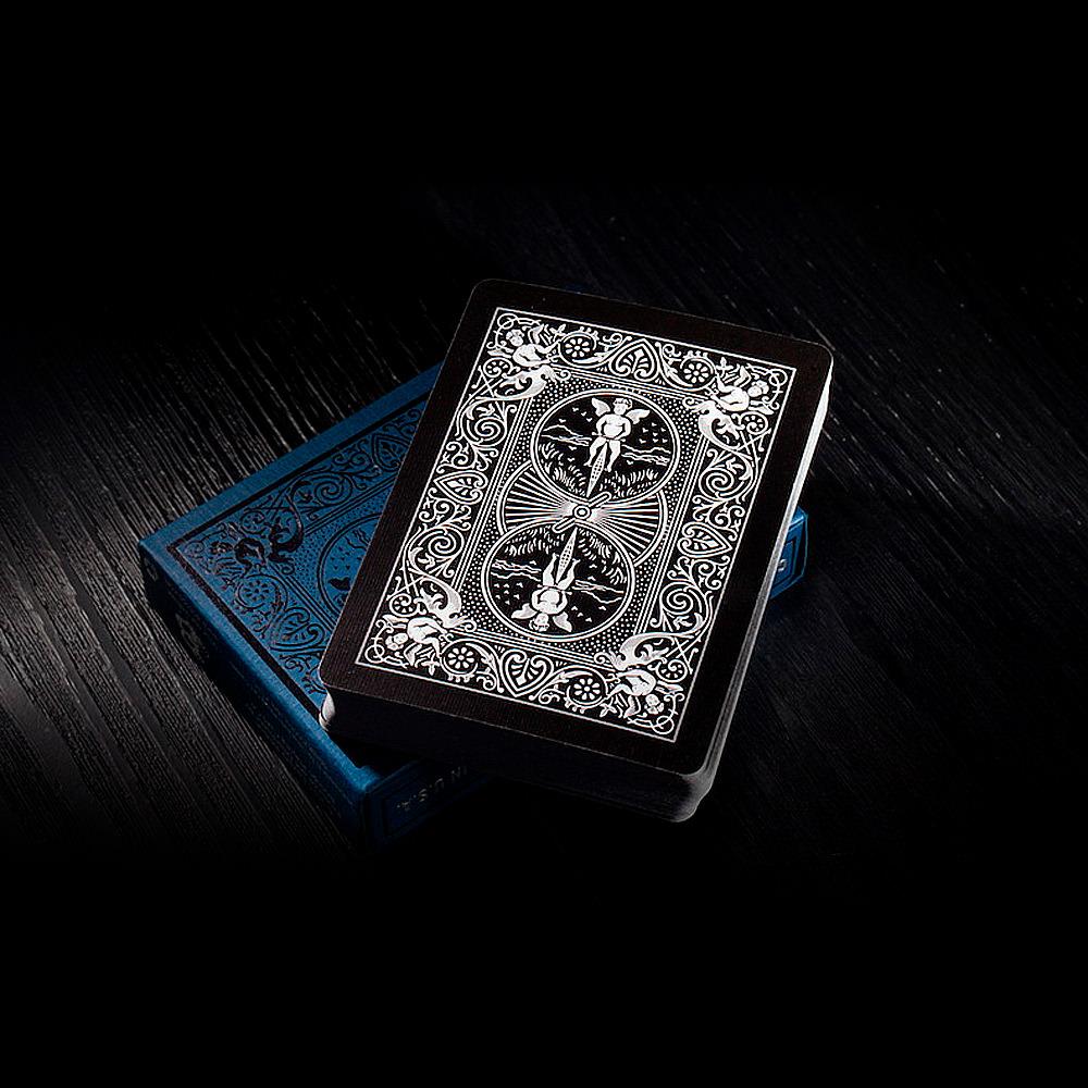 Покерные карты Bicycle Skull Luxury Edition