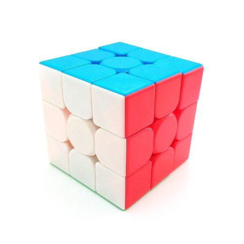 Кубик Рубика 3x3 MoYu Meilong Цветной