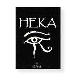 Покерные карты Heka by G.B.M.