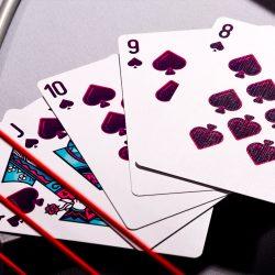 Покерные карты Marbles (Ellusionist)