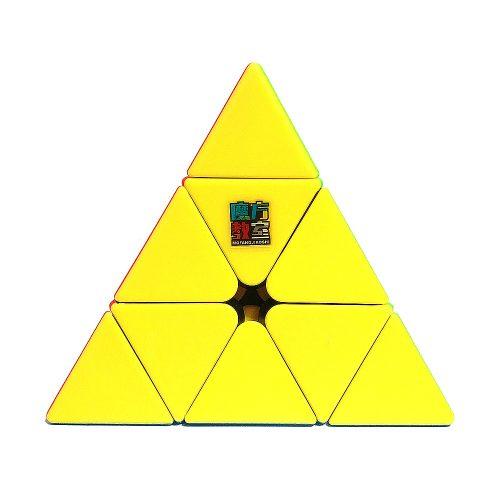 Пирамидка 3x3 MoYu Meilong Pyraminx Цветная