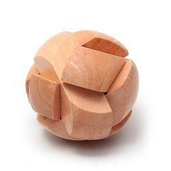 Деревянная головоломка Мячик