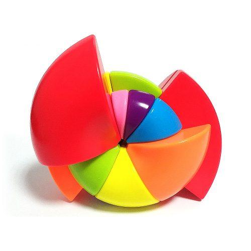 Головоломка FanXin Nautilus Cube Ракушка