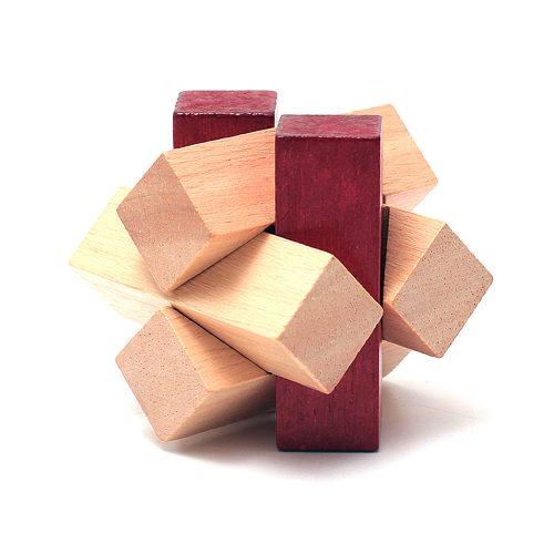 Деревянная головоломка Wooden Knot