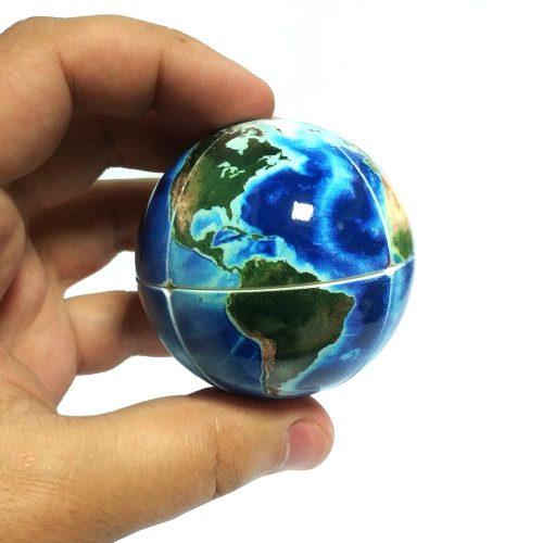 Кубик Рубика 2x2 YuXin Earth Планета