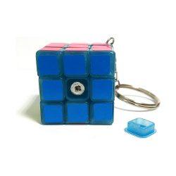 Брелок Кубик Рубика 3x3 ZCube Светонакопительный