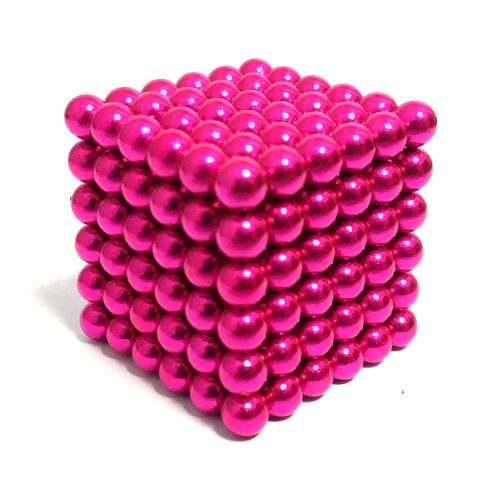 Неокуб NeoCube Розовый 5 мм