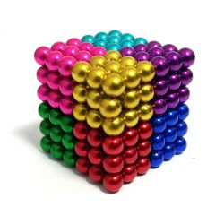 Неокуб NeoCube Восьмицветный 5 мм