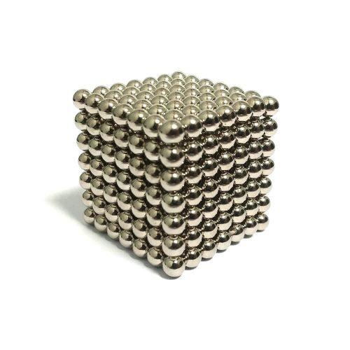Неокуб NeoCube Серебристый 7x7