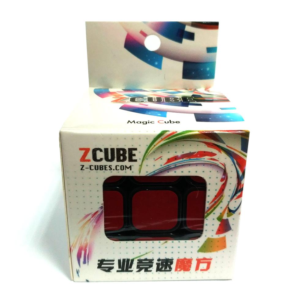 Кубик Рубика 3х3 ZCube War Horse Черный