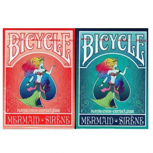 Карты игральные Bicycle Mermaid