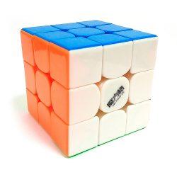 Кубик Рубика 3x3 QiYi Thunderclap v3 Цветной