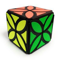 Клеверкуб JieHui Clover Cube Чёрный