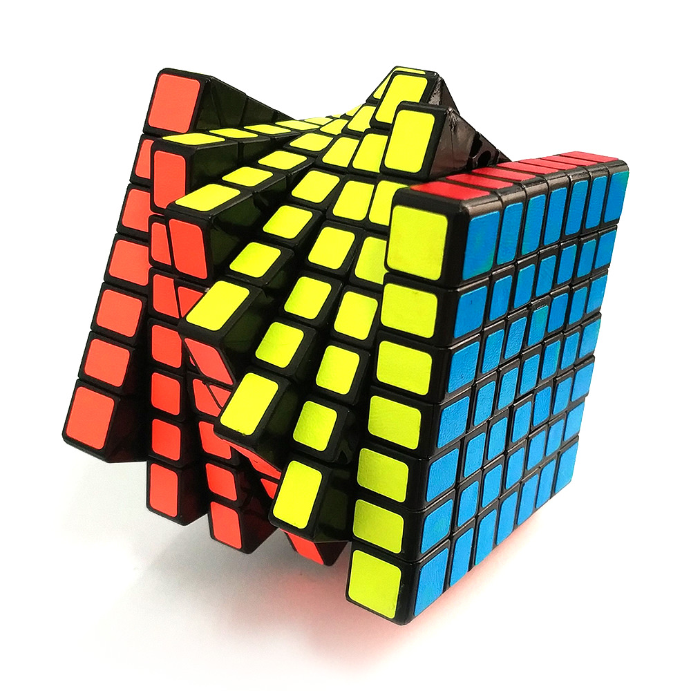 Кубик Рубика 7x7 JieHui Черный